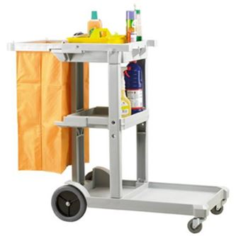 Picture for category Janitorial & Housekeeping Trolleys