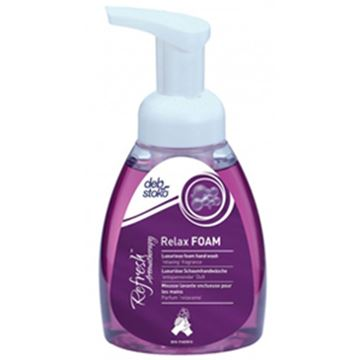 Picture of 6x250ml REFRESH RELAX FOAM WASH