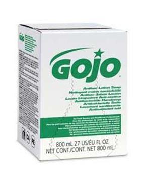 GOJO ANTIBACTERIAL HAND SOAP