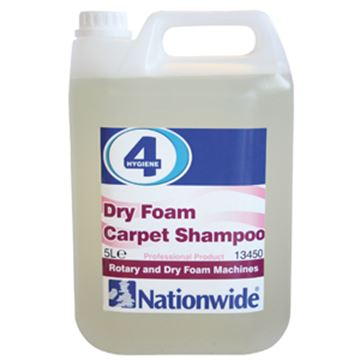 Picture of * NATIONWIDE DRYFOAM CARPET SHAMPOO