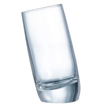 LUDICO TILTED SHOT/LIQUER GLASS