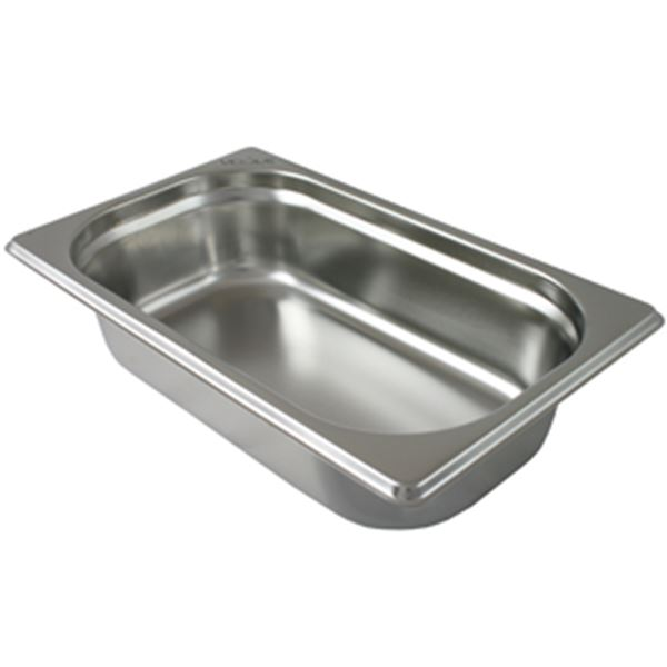 Picture of 1/4 SIZE GASTRONORM CONTAINER - STEEL 1.7ltr 65mm deep