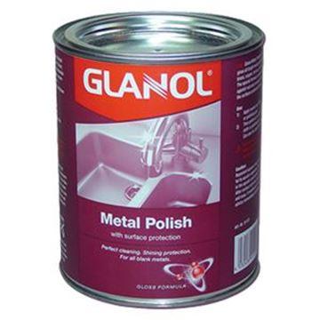 GLANOL METAL POLISH - TIN