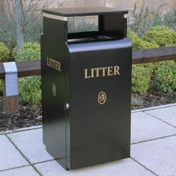 Picture of 100lt VALLEY LITTER BIN