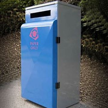 Picture of 100lt VALLEY RECYCLING BIN