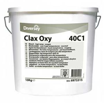 CLAX OXY HI TEMP DESTAINER 40C1