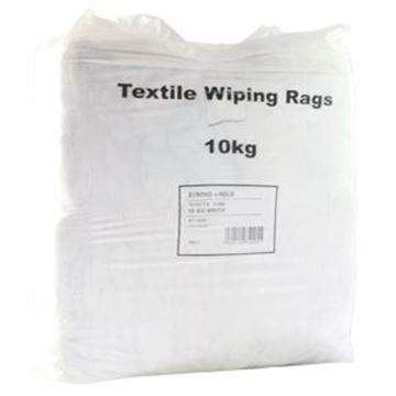 COTTON RAGS - WHITE