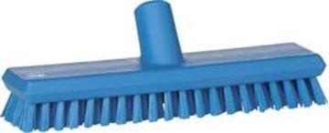 VIKAN DECK SCRUB STIFF - BLUE