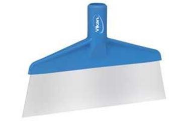 VIKAN TABLE/FLOOR SCRAPER STEEL - BLUE