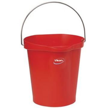 VIKAN BUCKET - RED