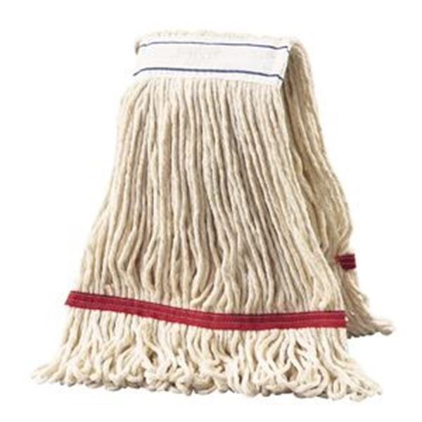 Picture of 12oz KENTUCKY LOOPED STAYFLAT MOP - RED