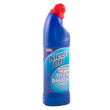 Picture of 12x750ml KLEENOFF THICK BLEACH