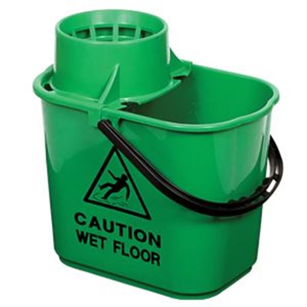 15lt EXEL MOP BUCKET - GREEN