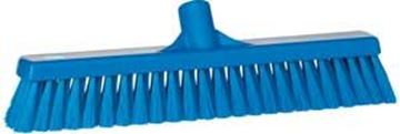 VIKAN MEDIUM PLATFORM BRUSH - BLUE