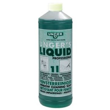 NGER LIQUID WINDOW DETERGENT