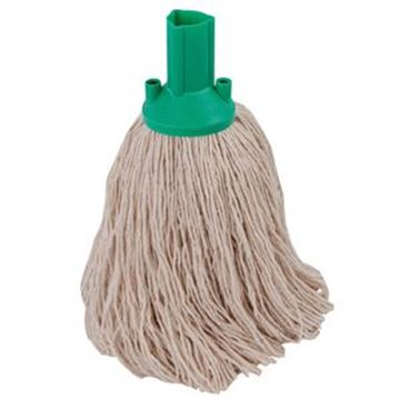 EXEL TWINE COTTON MOP - GREEN
