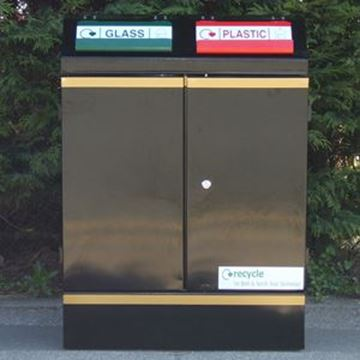 Picture of 200lt TERRRACE RECYCLING BIN
