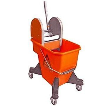MAXI TWIN COMBO MOPPING UNIT - RED