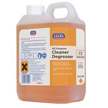 JEYES C3 CONC ALL PURPOSE DEGREASER