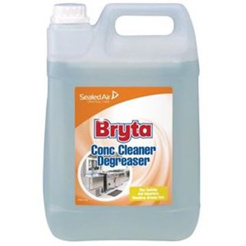 BRYTA CONC CLEANER DEGREASER