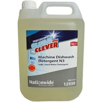 Clean and Clever Dishwasher Detergent (N3)