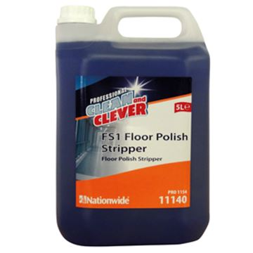 Picture of 2x5lt C&C FS1 FLOOR POLISH STRIPPER