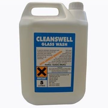 CLEANSWELL CABINET GLASSWASH