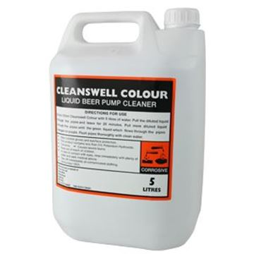 CLEANSWELL COLOUR BEERLINE