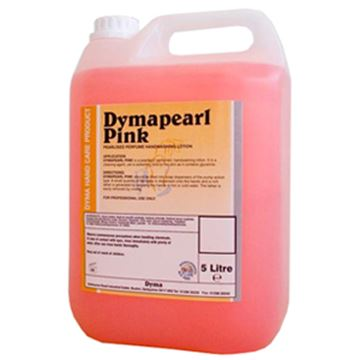 Picture of 2x5lt DYMAPEARL PINK LIQUID SOAP
