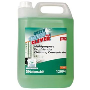 GREEN & CLEVER MULTIPURPOSE CLEANER