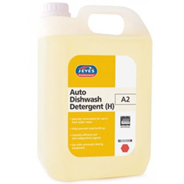 Picture of 2x5lt JEYES A2 AUTO DISHWASH DETERGENT (H)Hard Water