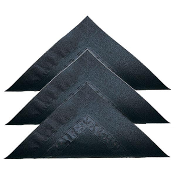 Picture of 33cm 2ply BLACK NAPKINS x2000