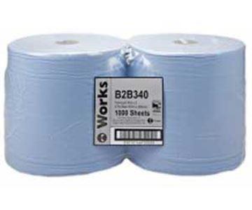 Blue roll,  bumper roll