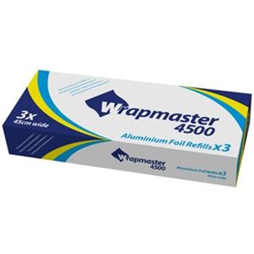 ALUMINIUM FOIL FOR WRAPMASTER