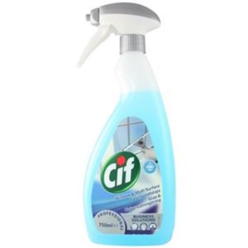 CIF WINDOW & MULTI SURFACE CLEANER