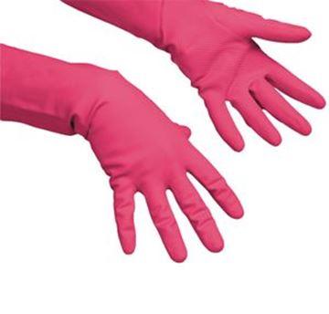 Multipurpose Gloves Red 8.5-9 Medium