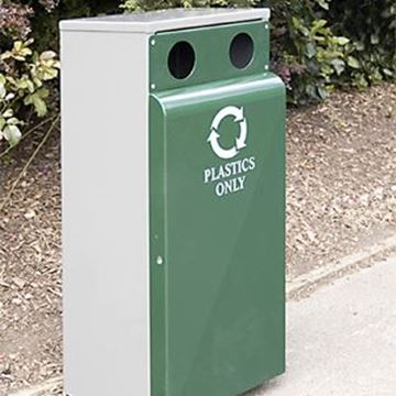 Picture of 80lt VALLEY RECYCLING BIN