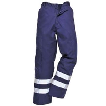 BALLISTIC TROUSERS - NAVY