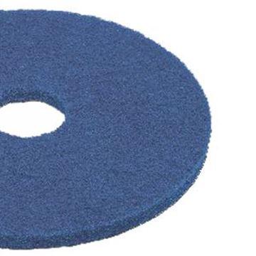 """BLUE 17"""" CONTRACT FLOOR PADS"""
