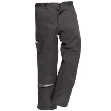 Bradford Trousers + Knee Pad Pocket Reg