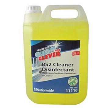 BS2 CLEANER DISINFECTANT - LEMON