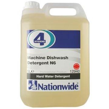 DISHWASH DETERGENT N6 - HARD CLEAN & CLEVER