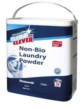 Clean and Clever NON BIO LAUNDRY POWDER