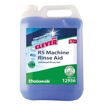 Clean & Clever R5 MACHINE RINSE AID