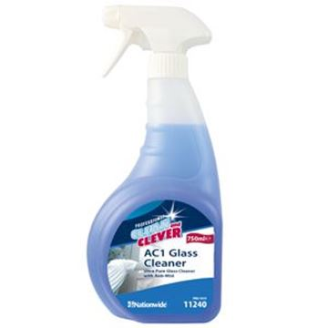 CLEAN & CLEVER AC1 GLASS CLEANER TRIGGER