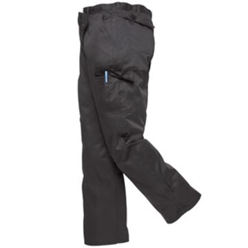 Picture of Combat Trousers - Black