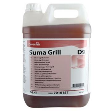 D9 SUMA GRILL OVEN CLEANER