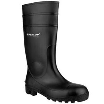 Dunlop Protomaster Safety Wellington Size 8
