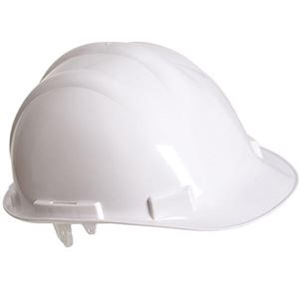 ENDURANCE ABS SAFETY PLUS HELMET - WHITE