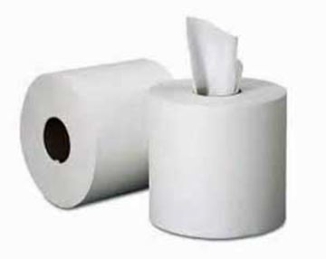 Picture of ESSENTIALS 1ply MINI C/FEED WHITE 12x120m